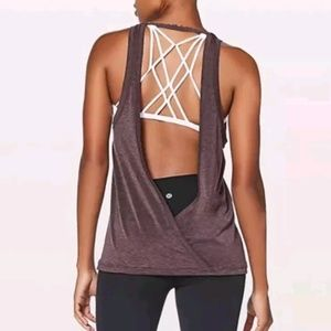 Tied to it tank nwt sz10